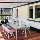 Terrassendiele Überdachung - Kundenfoto