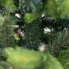 Stam kunstkerstboom wassenaar