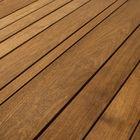 streepjescode profiel houten gevel van planken in diverse breedtes