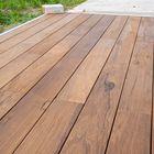 terrasplanken thermisch gemodificeerd Fraké lichtgewicht