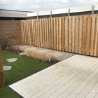 tuinscherm grenen geimpregneerd 19 planks
