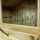 verkoopkraam houten berging