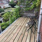 Lame de terrasse en pin imprégné 2.8x14 cm