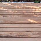 Vlonderplank smal tigerwood 1.9x9 cm