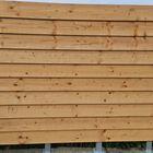 Zweeds Rabat Red Class Wood schutting
