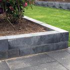 betonnen stapelblokken border 15 cm dikte