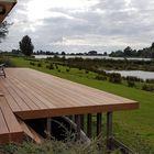 Lames de terrasse de 19 cm en largeur et 2.8 cm d'épaisseur