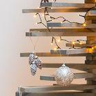 Greywash houten kerstboom 3d