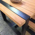 Wellington Teak hout tafel