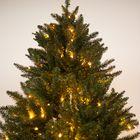 Kunstkerstboom Utrecht met LED verlichting 210 cm