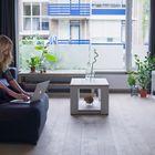 Parket Rustiek Wit geolied Breed Eiken witte parketvloer 20 breed 1,6 cm Lamel Impressie