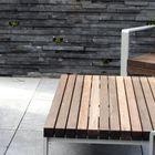 bamboe meubelhout balk 4x9 cm