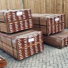 45 mm x 190 mm bankirai planken