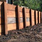 beschoeiing hardhout grondkering