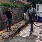 beton bestellen voor beton storten