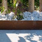 borderrand-corten-staal-0-3-x-15-x-250-cm-strak-inclusief-4-pennen-en-1-koppelstuk