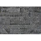 Brickwall antraciet zwart