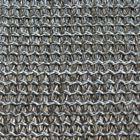 Vierkant coolfit schaduwdoek Antraciet Nesling