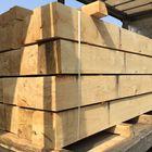 eiken houten staanders 150x150 mm