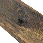 wagondelen eikenhout geborsteld detail