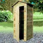 houten tuinkast