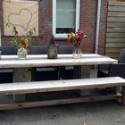 kolompoot tafel steigerhout