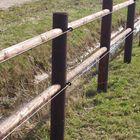 paardenbak houten hek