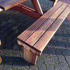 picknicktafel vierkant hardhout