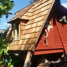 red cedar shingles pannen