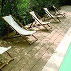 resysta 2x20 cm natuurbruin terrasplank
