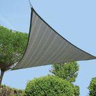 Bevestigingsset schaduwdoek driehoek fesca