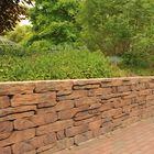 stone walling stapelblokken verona