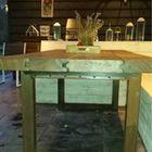 tafel onderstel corten staal