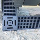 Topgoot drainage hoekoplossing