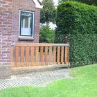 Poortbeslag tuinhek deurtje