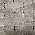 waaltjes grijs zwart beton