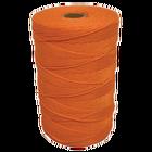 Straatmakerstouw oranje, 1,5mm 500 m/rol