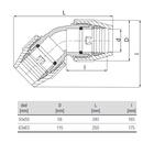 unidelta-knie-45-graden-tekening-50-63