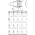 unidelta-koppeling-buitendraad-50-110