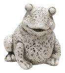 Deka Frog Grey Wash D15H18cm