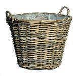 Lana Potato Basket-F- Natural D45H35