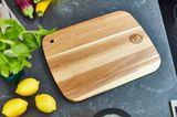 MasterChef Acacia Wood Chopping Board Medium Beauty