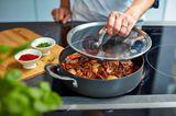 MasterChef Aluminium Cookware Shallow Casserole Beauty
