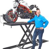 Elektrische motorheftafel 120 cm hoog 4