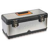 Beta RVS gereedschapskoffer - extra groot 1