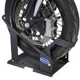 Motor inrijklem budget - mat zwart 1