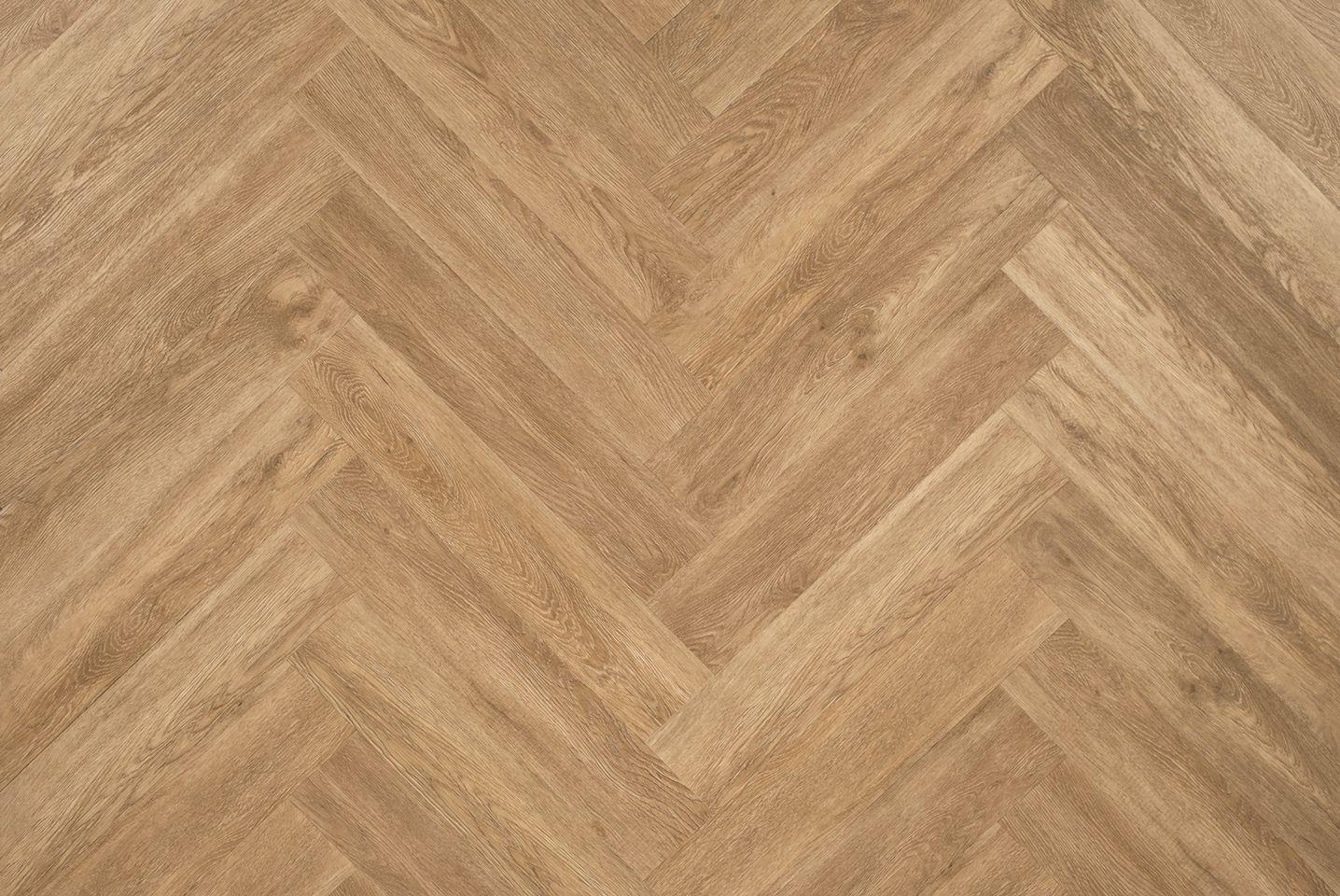 Eiken Pvc Vloer : Floer visgraat pvc vloeren warm bruin eiken cm vloer