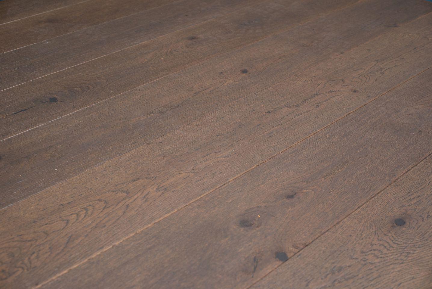 Fesca grijze eiken duoplank parket vloeren grijs eik hout vloer