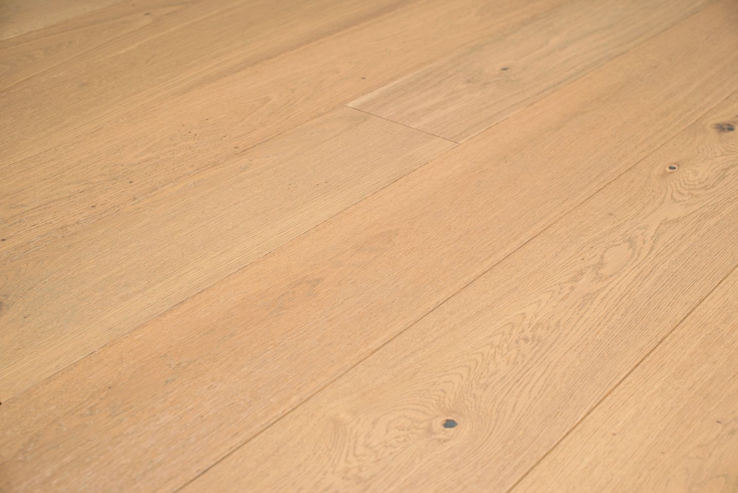 Houten Vloer Vuren : Fesca witte eiken duoplank parket vloer wit houten vloeren eik