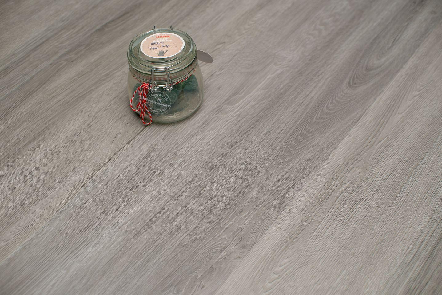 Floer dorpen pvc giethoorn grijs eiken grijze vinyl plank vloer